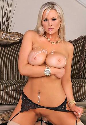 Cum on Big Tits Porn Pictures