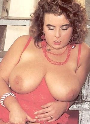 Big Natural Tits Vintage